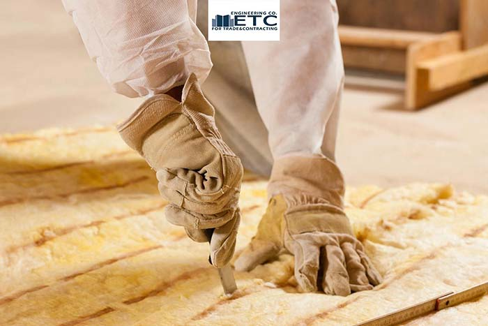 Wall insulation types and services in Egypt