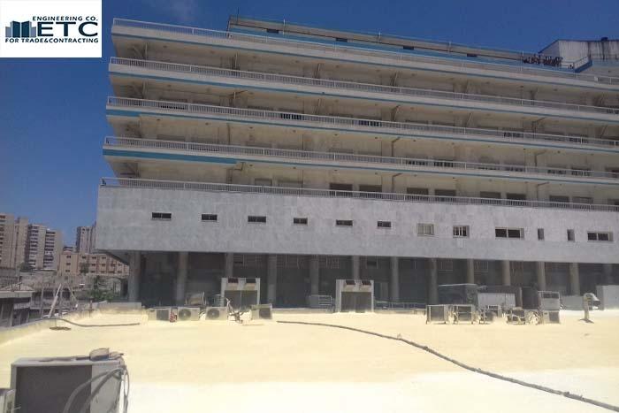 مستشفى مصطفى كامل العسكري بالإسكندرية