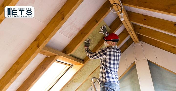 احدث طرق واسعار العزل الحراري للاسطح وعزل السقف في 2019